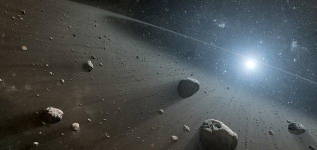A terra foi atingida por um visitante interestelar