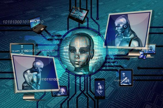 Robôs com Inteligência Artificial estão se reproduzindo, evoluindo e pregando religião
