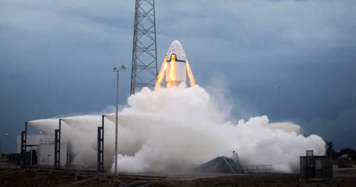 SpaceX não admite que sua cápsula explodiu
