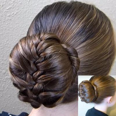 あなた自身の手で髪のためにベーグルを作る方法