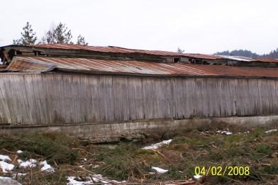 Den gamle stallen i Leiren på Homme står for fall for å gi plass til boligtomter