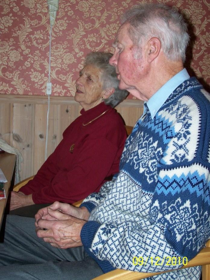 Karen og Josef Kalleberg.