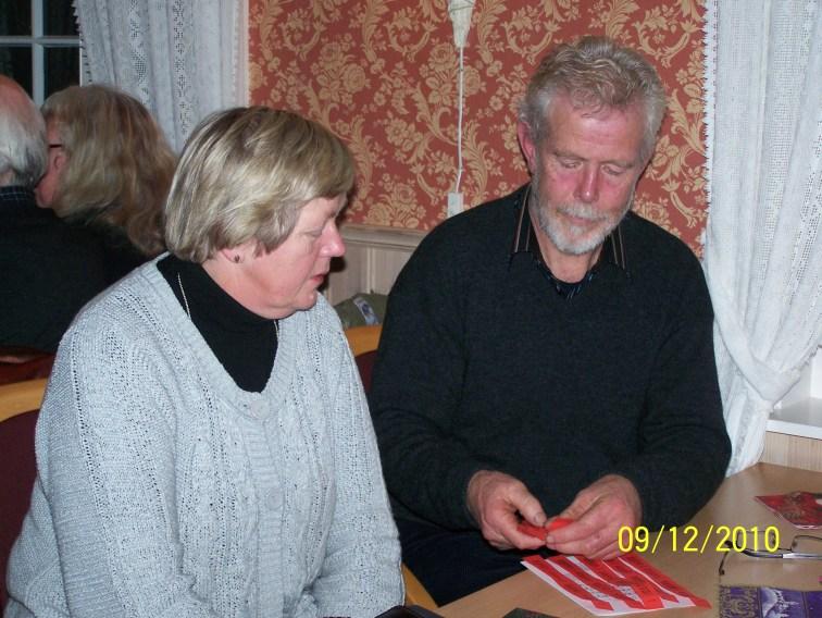 Daghild & Kjell Anders Greibesland.