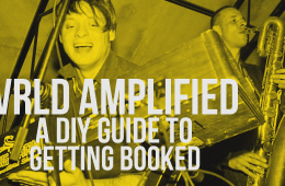 Ovrld Amplified Booking