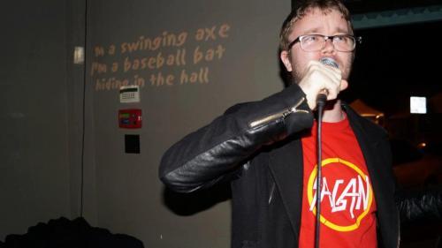 Karaoke Underground Dive Bar