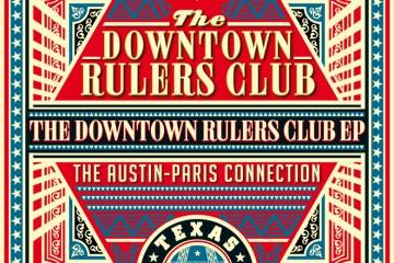 Downtown Rulers Club Paris DJs