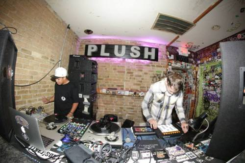 Dusty Groove Radio Plush