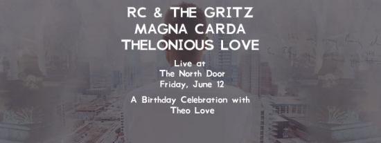 Thelonious Love North Door