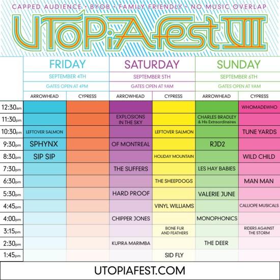 Utopiafest 7