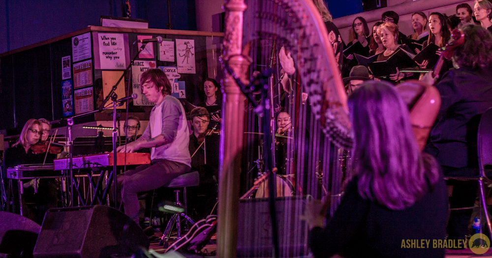 Danny Malone -Indie Orchestra Night - 3/12