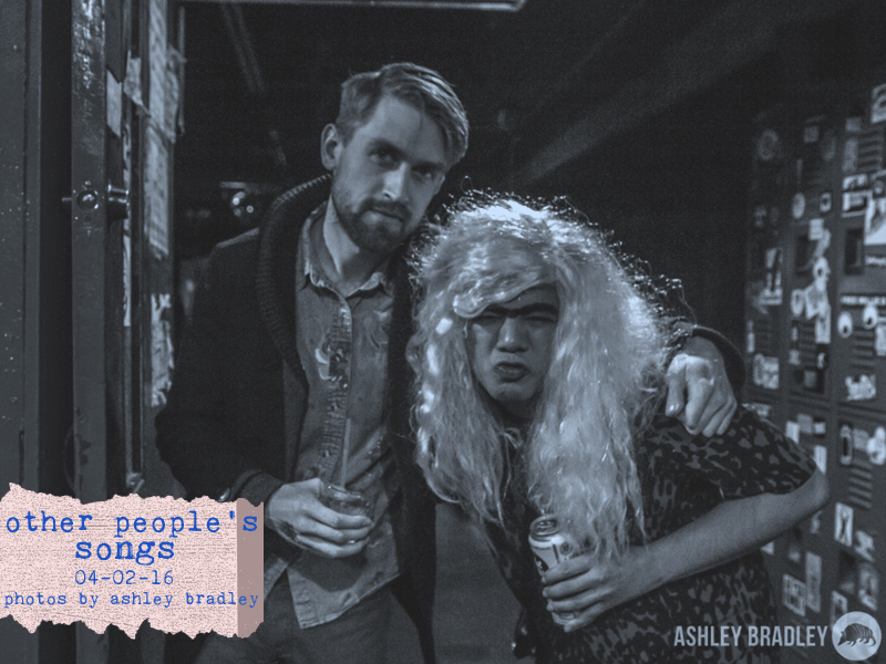 Eric Bill Patti Melt Big Bill Popper Burns Other People's Songs