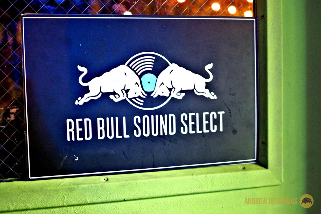 Red Bull Sound Select Austin Barracuda