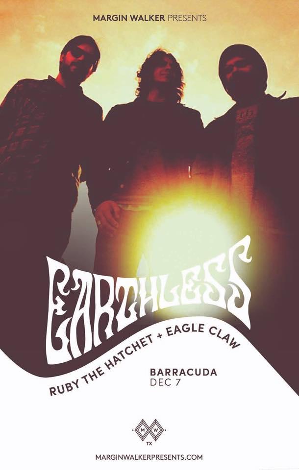 Earthless Barracuda