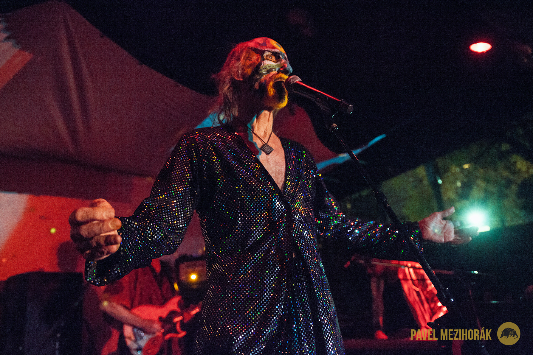 Photo Review: The Crazy World of Arthur Brown at Barracuda – Ovrld