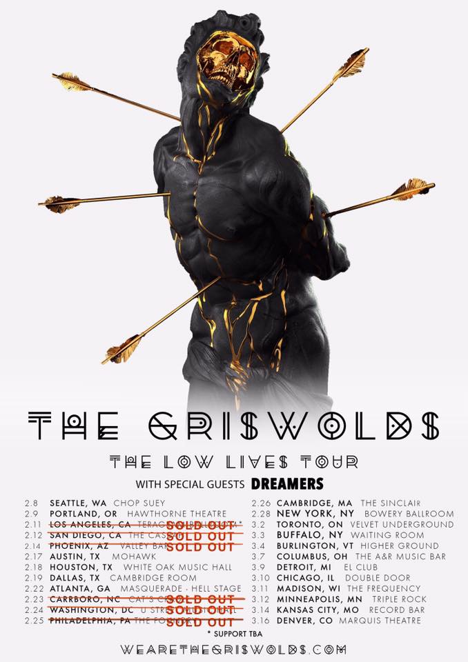 Griswolds Low Lives Tour