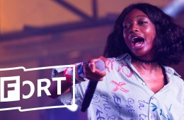 Little Simz Fader Fort