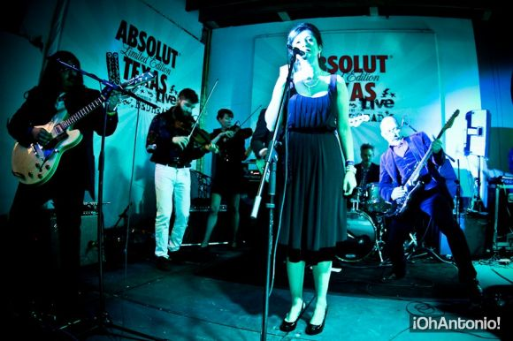 Adrian Younge at Absolut Texas Live