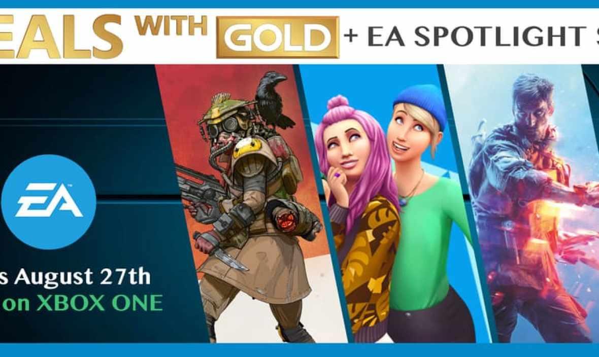 Deals with Gold and EA Spotlight Deals