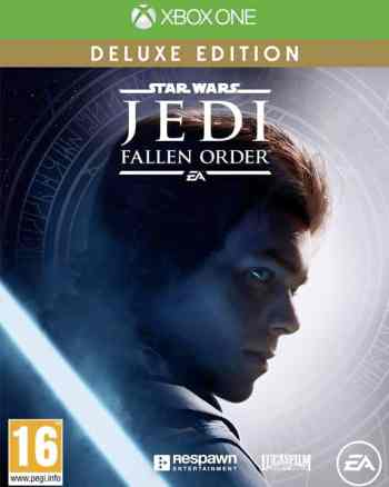 STAR WARS Jedi: Fallen Order™ Deluxe Edition for Xbox One