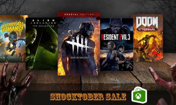 Shocktober Sale