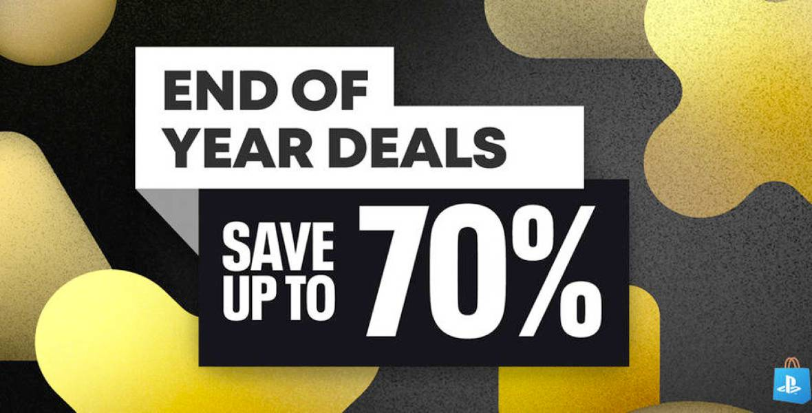 PS Store End of Year Deals
