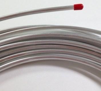 Aluminum Tubing - Chromatography tubing
