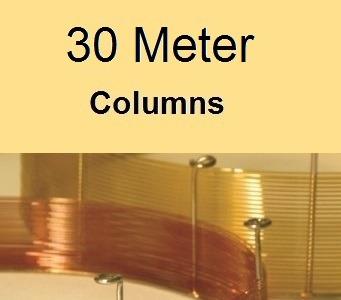 30 Meter OV-SUPERWAX Capillary Columns