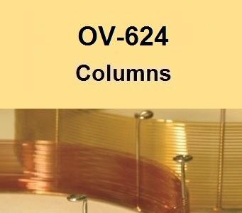 OV-624 Capillary Columns