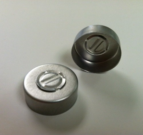 20mm ColorCoded Aluminum Seals for Glass Serum Vials