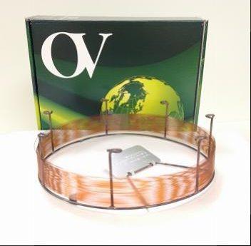30 Meter x 0.25 mm ID x 8 um OV-PLOT Q PLOT Column