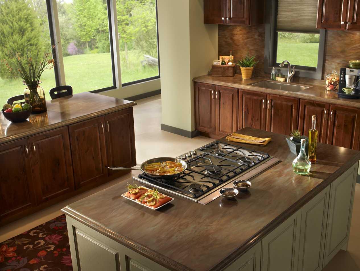 Natural Gas Kitchen Stove