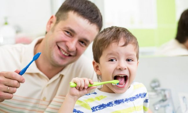 здоровье детских зубов