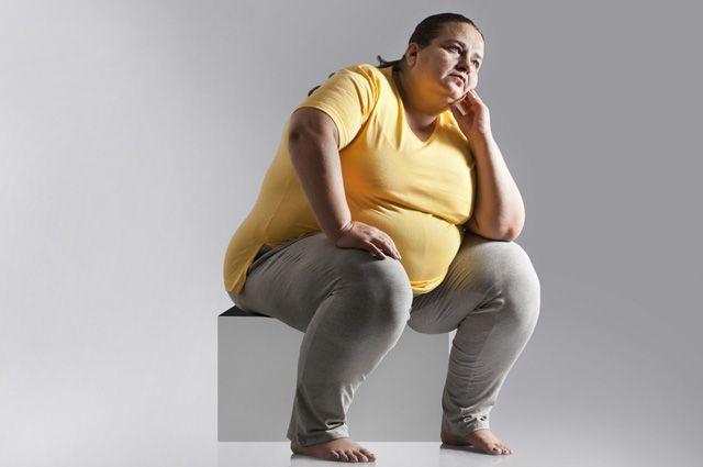 женщина хочет похудеть