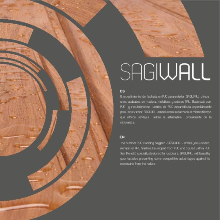 thumbnail of Sagiwall catalogo