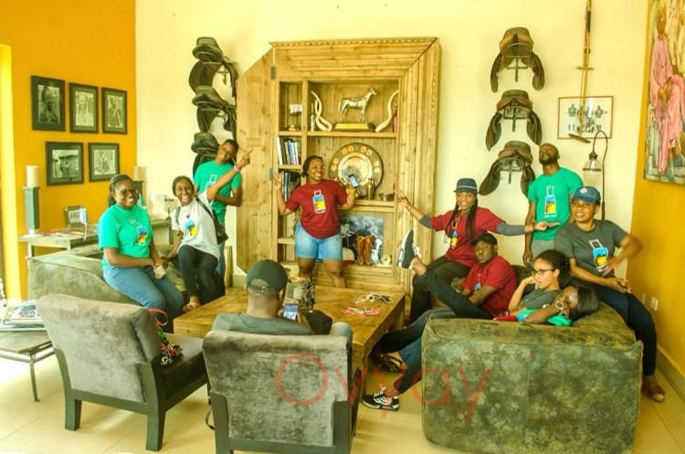 Inside Kaduna Polo Club
