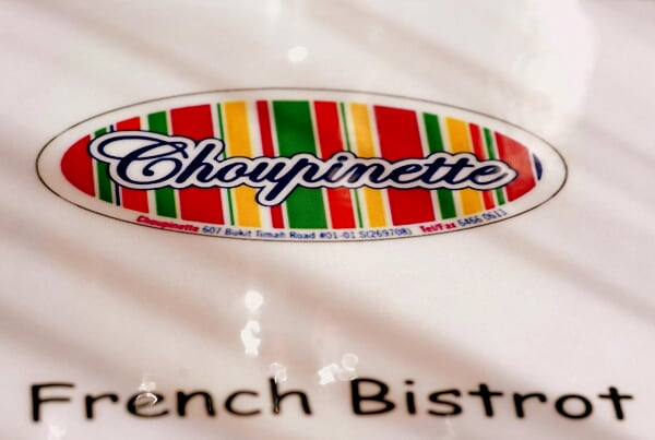 Choupinette means sweetie pie in French