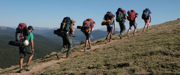 Image result for teenagers hiking