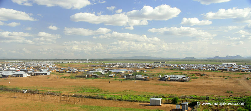 Kakuma Refugee Camp Image Source
