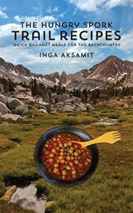 cover image of guidebook titled The Hungry Spork