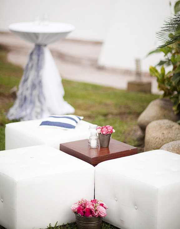 Lounging AroundA Special Space at Your Wedding Reception