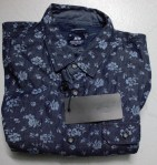 Floral Chambray