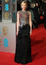 EE British Academy Film Awards (BAFTA) 2016 - Arrivals Featuring: Cate Blanchett Where: London, United Kingdom When: 14 Feb 2016 Credit: Lia Toby/WENN.com