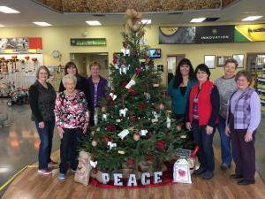 Christmas Tree Decorating Crew