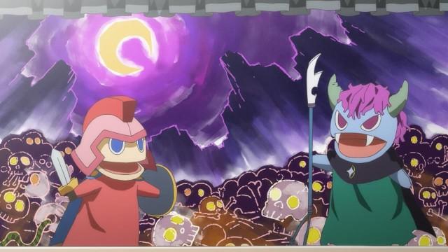 Eroe vs Re dei Demoni