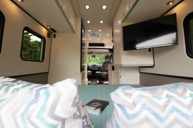 Roadtrek-Zion-with-Magnolia-Interior-Rear-to-Front-Image