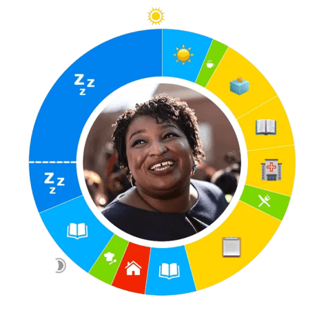 Abrams-Stacy-O-700Compressed Day in the Life: Stacey Abrams, Voting Rights Activist