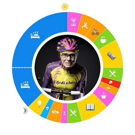 Marchand-Robert-O Day in the Life: Robert Marchand, Centenarian Cyclist