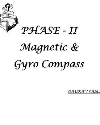 Chief Mate Phase 2 (F.G.) MMD Exam Syllabus Download