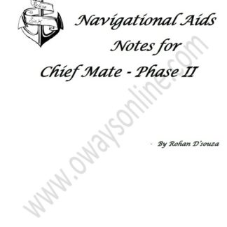 Magnetic, Gyro, ROTI Consized Notes Phase 2 Chief Mate