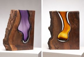 molten-glass-wood-sculpture-2